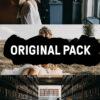 ORIGINAL pack preset shop nahled