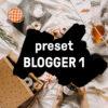 blogger1 preset shop nahled