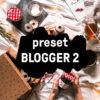 blogger2 preset shop nahled